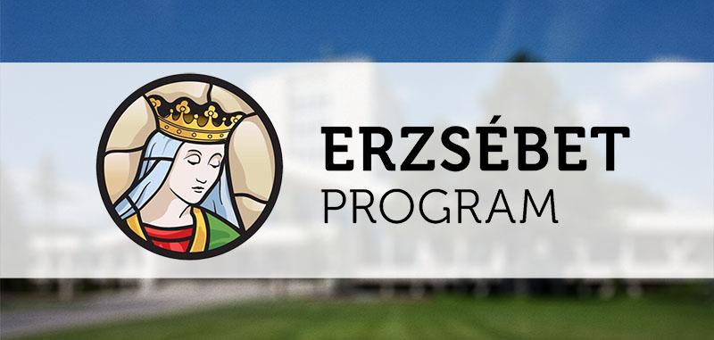 A képen a program logója látható