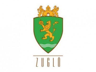 A képen Zugló címere látható
