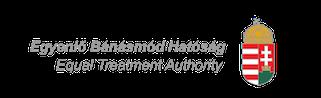 A képen a Hatóság szimbóluma látható, ami a Hatóság megnevezése és mellette a címer