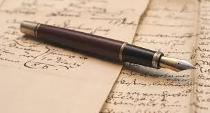 a képen látható egy toll papírral