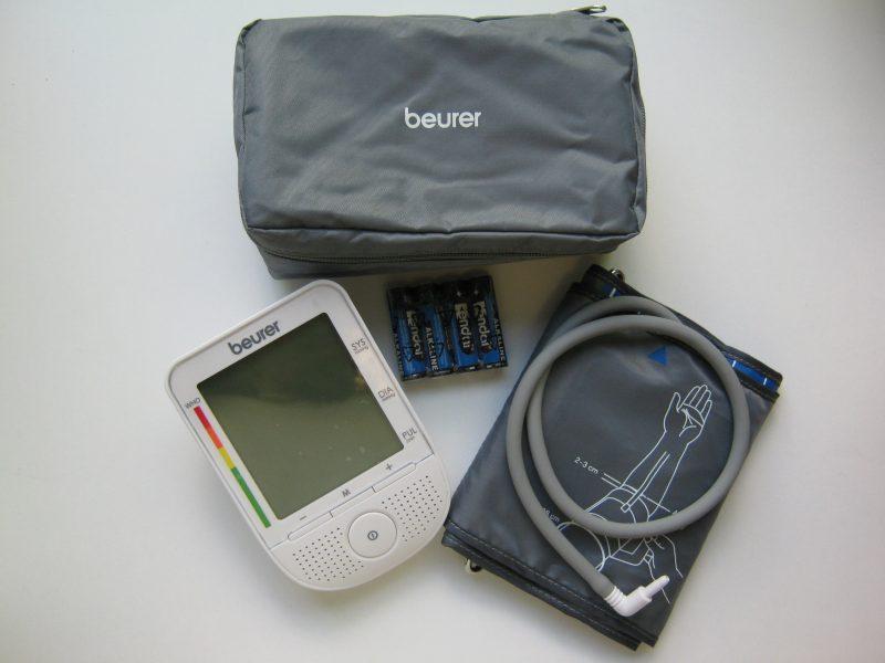 a képen a vérnyomásmérő látható
