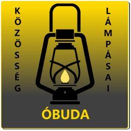 Az óbudai Lámpás Klub logója