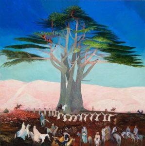 A narrált festmény