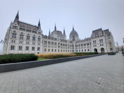 Parlament: a narrátor saját fotója