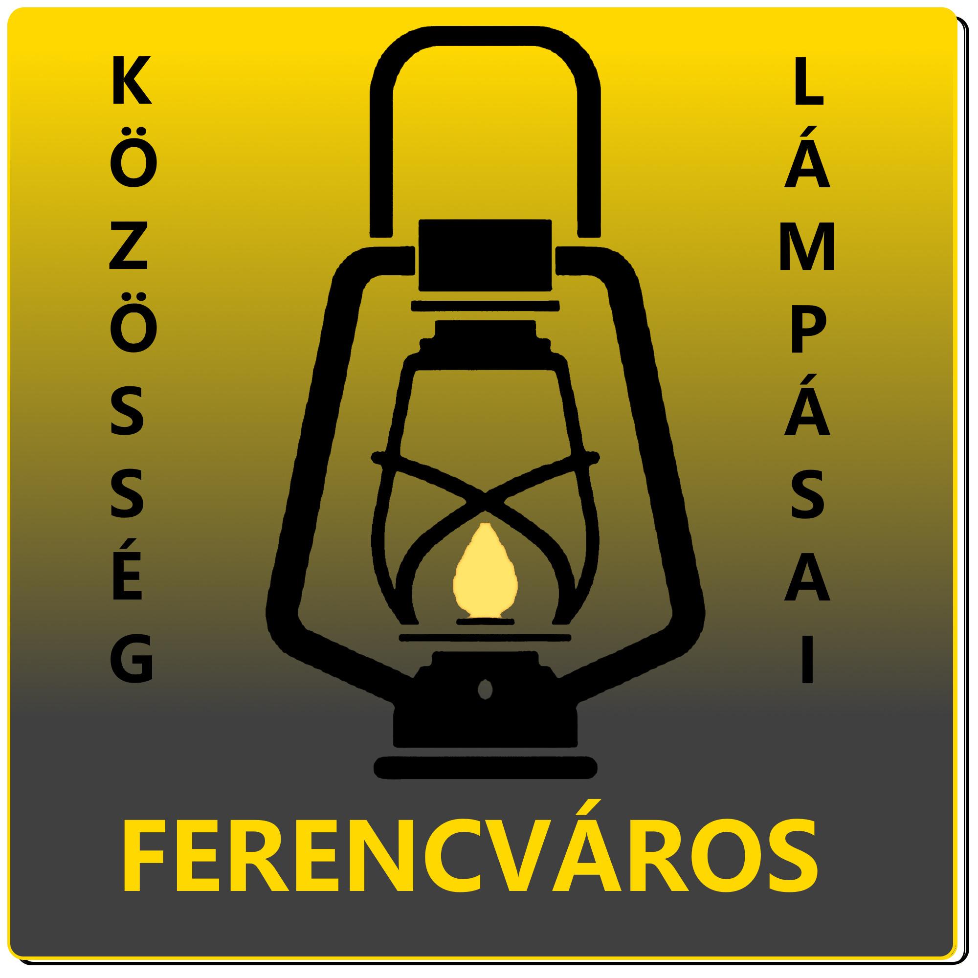 A ferencvárosi Lámpás Klub logója