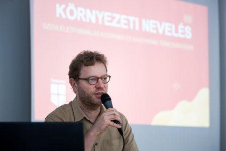 Heltai László elnök úr előadása