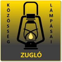 A zuglói Lámpás Klub logója